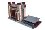 Lego BALTIC - aerial