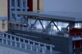 Lego BALTIC - details, lit